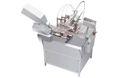 automatic 2 head electronic digital liquid filling machine in india